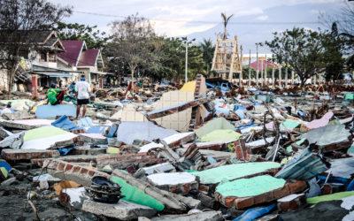 Läkarbanken skickar team till jordbävningsdrabbade Palu