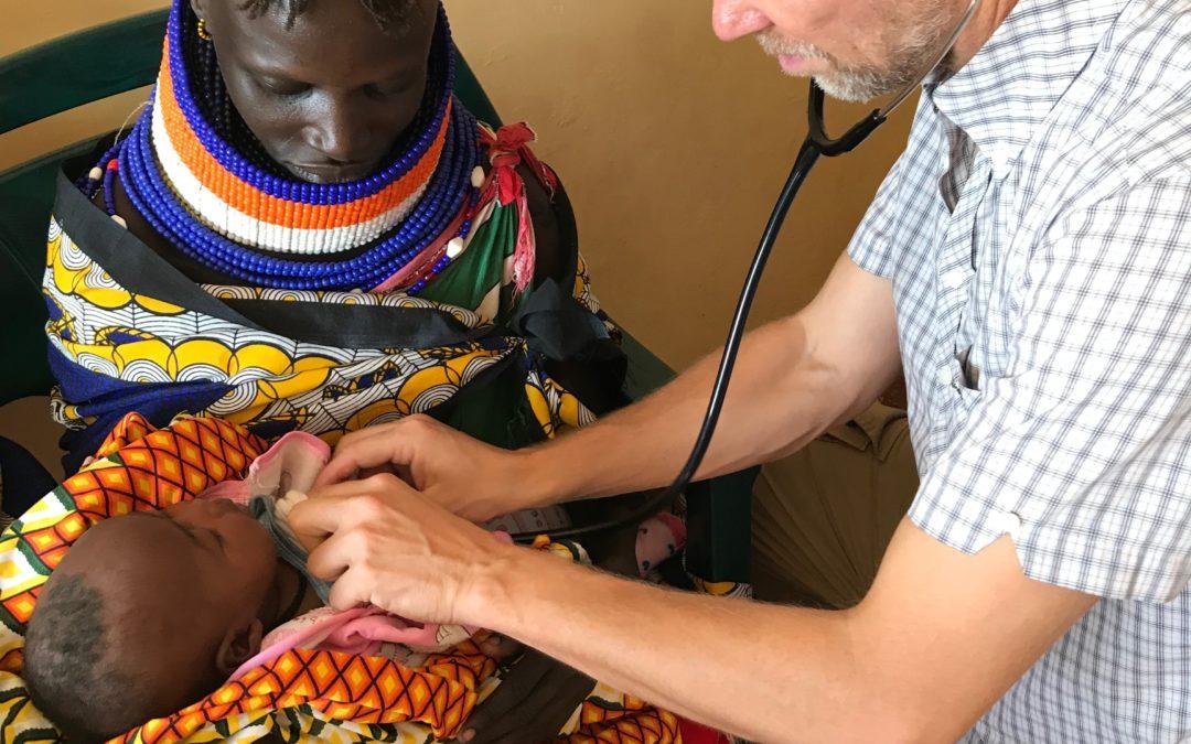 Barn-och mödravårdsprojekt, Turkana