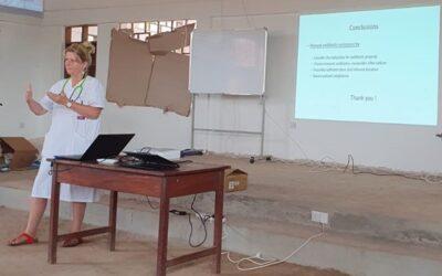 Spännande intryck från Mchukwi Mission Hospital, Tanzania