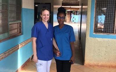 Spännande uppdrag i Tanzania